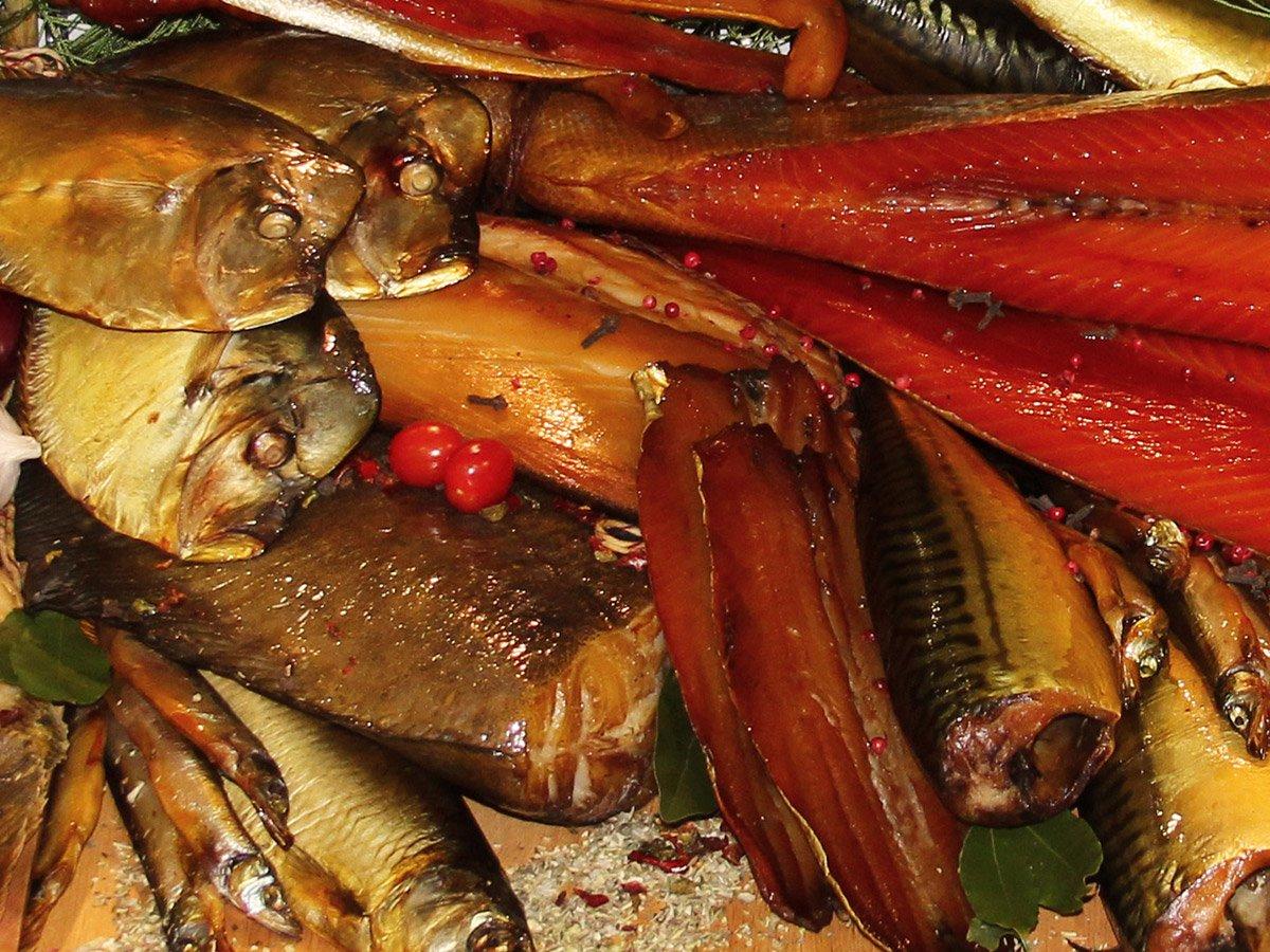картинки с копченой и вяленой рыбой отметить